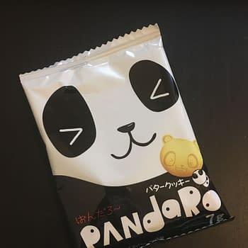 Nerd Food: Pandaro Cookies from Japan Crate