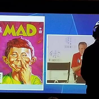 Mad Magazines New Look Revealed at #WonderCon 2018