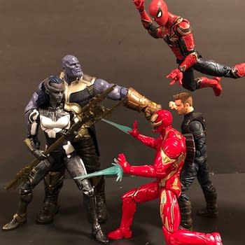 Lets Take a Look at the Avengers: Infinity War Marvel Legends
