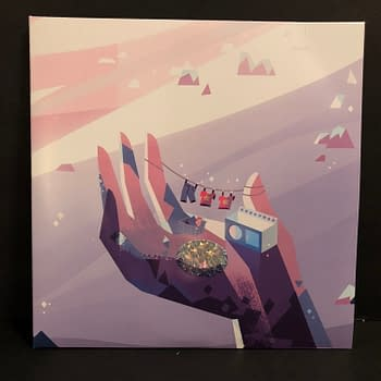 Steven Universe Gets a Seriously Cool Vinyl Soundtrack Release from Iam8bit