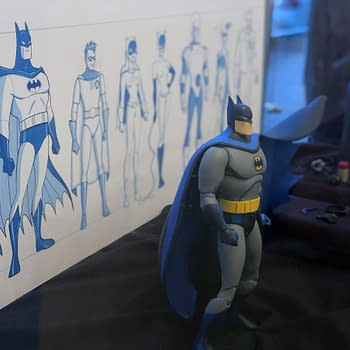 First Look at Mondo's Batman: The Animated Series Art Show at SXSW