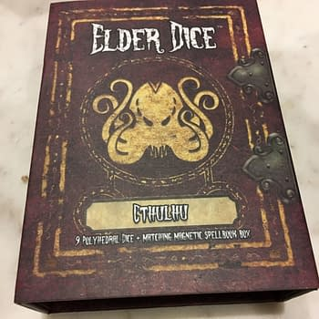 Elder Dice Bringing a Bit of Eldritch Horror to All Your Tabletop Games
