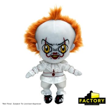 Pennywise and Factory Entertainment are a Match Made in Horror Heaven