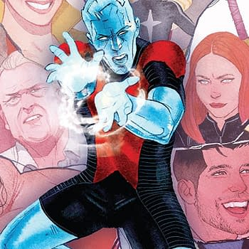 Iceman #11 Review: A Beautiful End to a Solid Series