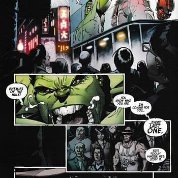 Where is Wolverine Hiding Today Incredible Hulk #714 Spoilers