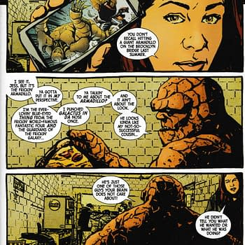 Brian Michael Bendis Finally Does Right by Armadillo (Jessica Jones #18 Spoilers)