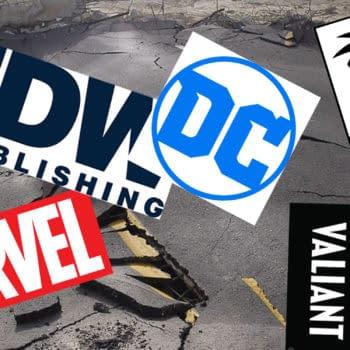 Amidst Industry Turmoil, Chris Ryall and Steven Scott Leave IDW