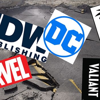 Amidst Industry Turmoil Chris Ryall and Steven Scott Leave IDW