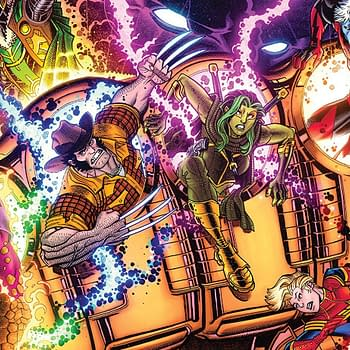 Infinity Countdown #1 Review: A Fun Continuation to Guardians of the Galaxys Finale