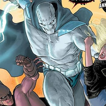 Justice League of America #25 Review: Arguing with a God for the Fate of a Planet