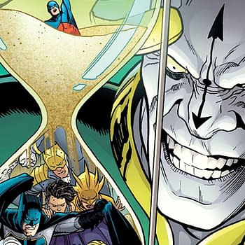 Justice League of America #27 Review: The Timey-Wimiest of Supervillains Return
