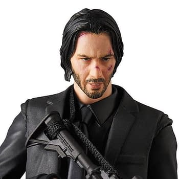 John Wick Figure Coming in Winter from MAFEX