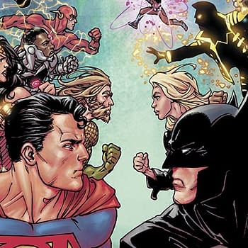 Justice League #40 Review: Not the JL vs. JLA Fight That We Expected