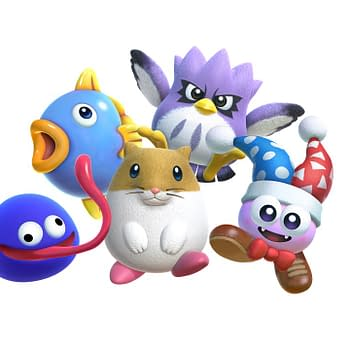 Kirby Star Allies Gets New Characters with 2.0 Update