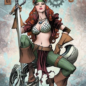 Writers Commentary: Marc Andreyko on Legenderry Red Sonja #2