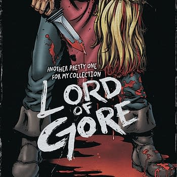 Lord of Gore #3 Review: Another Intriguing Look at the Entertainment Industry