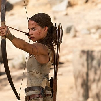 Tomb Raider Sequel Update From Director Ben Wheatley