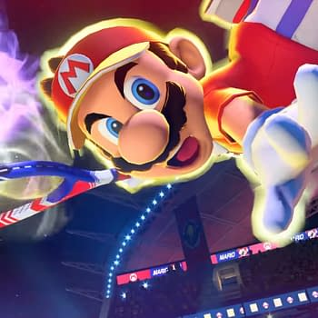 Mario Tennis Aces Will Be Free To Play For A Week In August