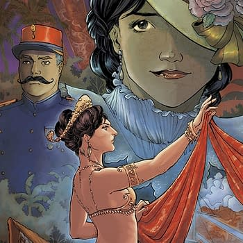 Mata Hari #2 Review: The Story Focuses and Triumphs for It