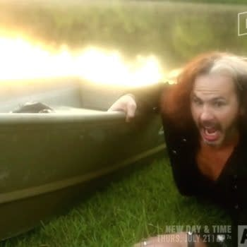 WWE Asks Fans Which of Matt Hardy's Broken Characters They Want to See