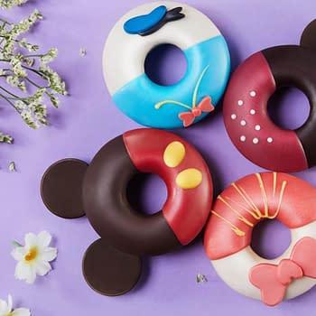 Nerd Food: New Disney Character Donuts Coming to Shanghai Disneyland