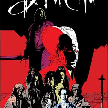 Mike Mignolas Bram Stokers Dracula Returns to Unlife at IDW