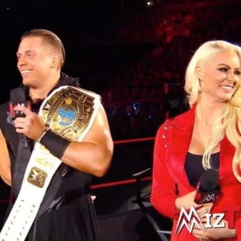 Miz and Maryse's Daughter, Monroe Sky Mizanin, Debuts 2 Weeks Ahead of WrestleMania
