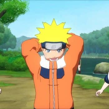 A look at Naruto (Credit//Bandai Namco