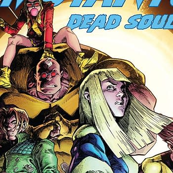 New Mutants Dead Souls #1 Review: Not Quite Waking the Dead