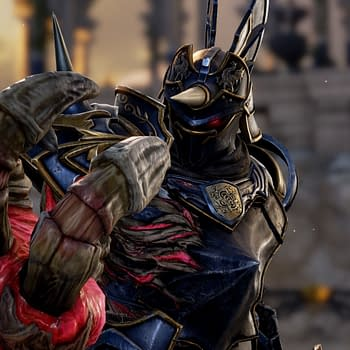 Nightmare Gets His Own Trailer for SoulCalibur VI