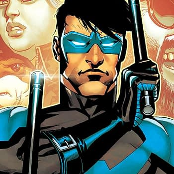 Nightwing #41 Review: The Judge Receives His Sentencing