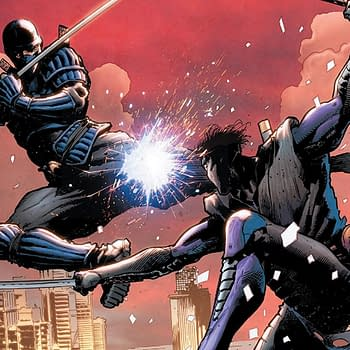 Ninja-K #5 Review: Exciting Finale to the Series First Arc