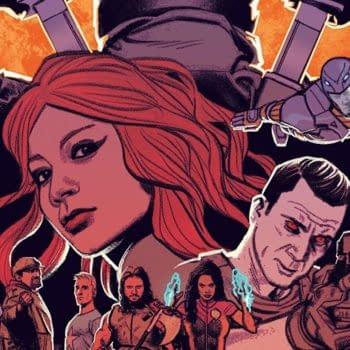 Ninjak vs the Valiant Universe #3 cover by Greg Smallwood
