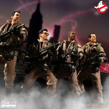 Ghostbusters One:12 Collective Figures are up for Preorder Now and They Look Incredible