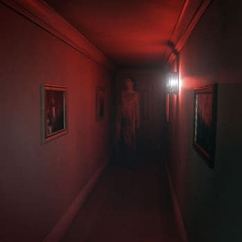 P.T. Made With PS1 Graphics Is Still Frightening