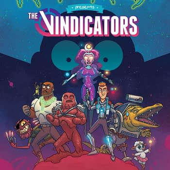 Rick and Morty Presents Vindicators #1 Review: Time to Save the Multiverse