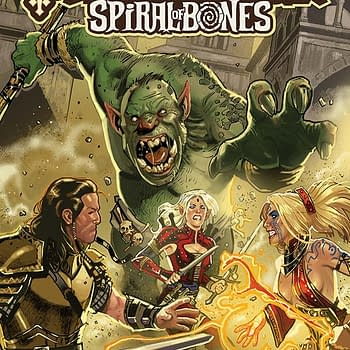 Writers Commentary: Crystal Frasier Talks Pathfinder: Spiral of Bones #1