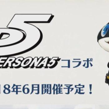 Granblue Fantasy Will Have a Persona 5 Event in June