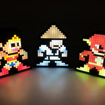 Reviewing More Pixelated Heroes from PDPs Pixel Pals