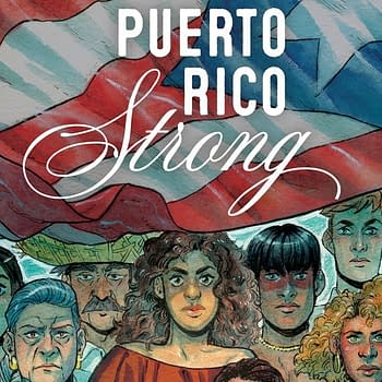 Lion Forge Partners with United Way to Distribute Puerto Rico Strong Profits