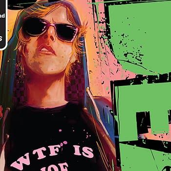 Punks Not Dead #2 Review: God Save the Queen She Aint a Human Being