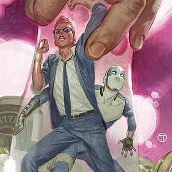 Quantum and Woody #4 Review: The Electric Heart of the Issue