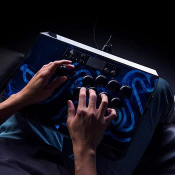 Asking for a Fight: We Review Razers Panthera Arcade Stick