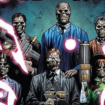 Rough Riders: Ride or Die #1 Review: Teddy Roosevelt Thomas Edison and More Team Up for Some Solid Historical Fiction