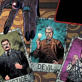 Rough Riders Ride or Die #2 Review: Historical Fiction with Actual H. P. Lovecraft