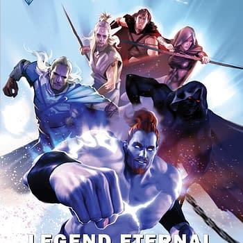 Scotlands Best Superhero Returns in Saltire: Legend Eternal