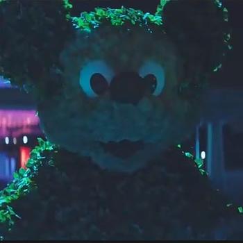 New Disney Promo for the Flower and Garden Festival is Delightfully Creepy