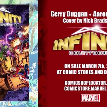 Infinity Countdown Draws on Simonsons Thor to Tease Following Super-Mega-Crossover Event