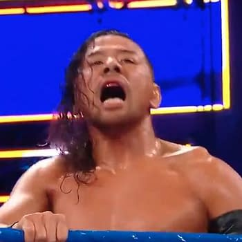 WWE Fastlane: Shinsuke Nakamura Kicks off the PPV Against Rusev