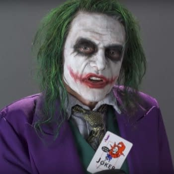 Watch: Tommy Wiseau Auditioning to Play The Joker
